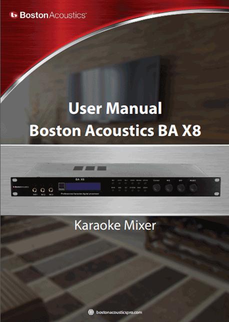 BA X8