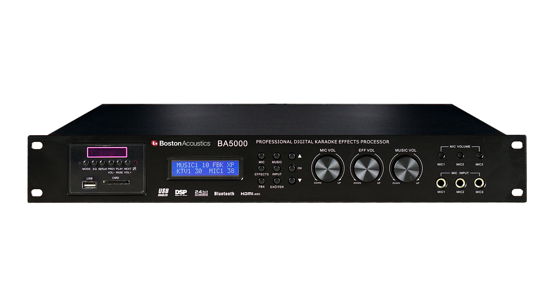 BA 5000